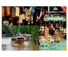 ¡Este sábado visitá El Tigre! Un lugar ideal para pasar el día al aire libre. Tour guiado con descuentos especiales para alumnos IBL