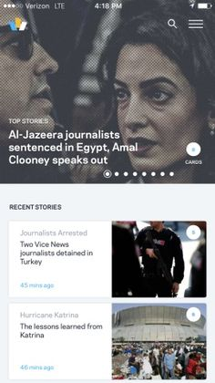 Wildcard - Know the Day in News and Entertainment Screenshots