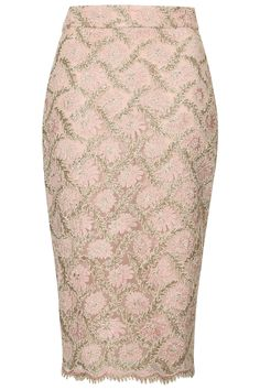 Limited Edition Lace Pencil Skirt