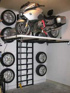 Retractable Garage Storage Solutions Ceiling Storage