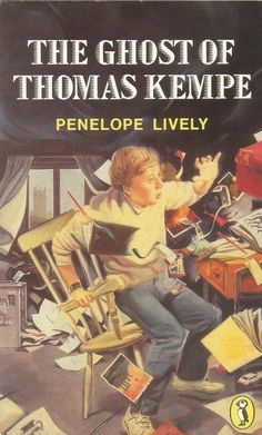 The Ghost of Thomas Kempe by Penelope Lively - S/Hand -Paperback