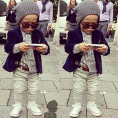 The Most Ridiculously Fashionable Kids on Instagram | iVillage.ca
