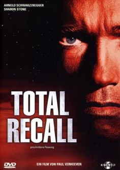 Total Recall Die totale Erinnerung * IMDb Rating: 7,5 (154.588) * 1990 USA * Darsteller: Arnold Schwarzenegger, Rachel Ticotin, Sharon Stone,
