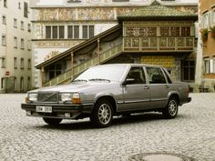 Volvo 760 Turbo '1984–88