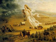 Find a summary, definition and facts about the Manifest Destiny for kids. Manifest Destiny Timeline, Painting and Facts. Information about the Manifest Destiny for kids, children, homework and schools. Library Of Congress, Thomas Jefferson, Us History, American History, History Facts, History Timeline, History Education, Mexican American, History Memes
