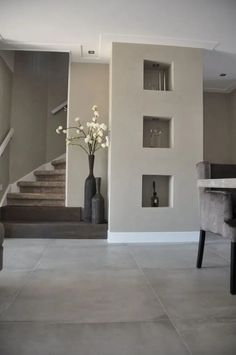 Decorate Your Dwelling With These Apartment Interior Design Tips - Modern Interior Design Interior Design Your Home, Interior Design Advice, Apartment Interior Design, Concrete Floors, Smooth Concrete, Minimalist Home, Living Room Decor, House Design, Decoration