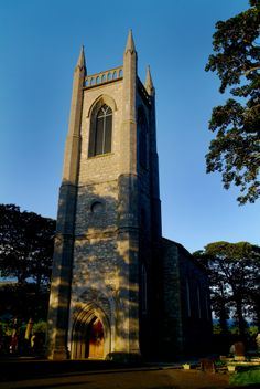 Sligo's Drumcliffe Church is William Butler Yeats's final resting place in the town he once called home.