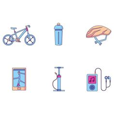 from @tribhuvansuthar -  Cycle Sport icon set Freebie https://dribbble.com/shots/3799191-Cycle-Sport-icon-set-Freebie  #vector #vectorart #behance #dribbble  #logotype  #logoinspirations #vectorillustration #designart #dribbbleindia #thedesigntip #logosai #supplyanddesign #simplycooldesign #thedesigntip #thedesigntalks #dribbblecreations #graphicgang #dribbblecreations #designinspiration #graphicdesignblg #supplyanddesign #Fireartstudio #graphicroozane #logonew #creativroom #vaniladesign…