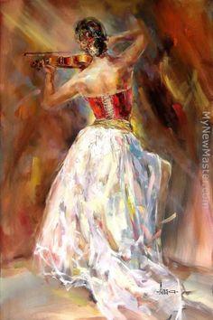 """Anna Razumovskaya """"La Note Rouge"""""""