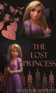 The Lost Princess. I actually never thought of that name being one for her but I like it!
