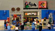 Lego Zombie Theater