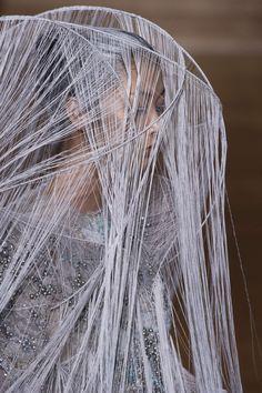 #CapitolCoutureCollection yiqing yin..... Conceptual fashion / accessories / avantgarde fashion