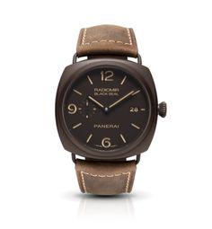 Blome Uhren, Panerai Radiomir PAM00505 Composite Black