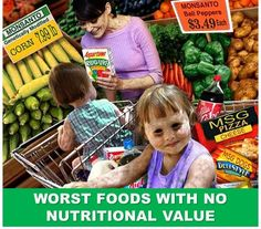 Worst Foods with No Nutritional Value You Need to Get Rid Of http://abmachinesguide.com/foods-with-no-nutritional-value/ #health #food