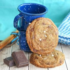 Browned Butter Chocolate Chip Cooki-Your source of sweet...