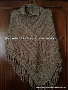 Brasil Tricô & Crochê - Orders made by hand - Encomendas feitas a mão.