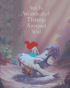 70 Ideas Quotes Disney Little Mermaid Thoughts For 2019 Disney Pixar, Disney And Dreamworks, Disney Animation, Disney Art, Disney Movies, Disney Characters, Disney Stuff, Mermaid Disney, Disney Little Mermaids