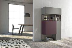 Madia industrial, mobili vintage by Fimar
