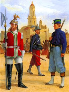Mexican Imperial Army during Napoleon III's Mexican Adventure 1861–67