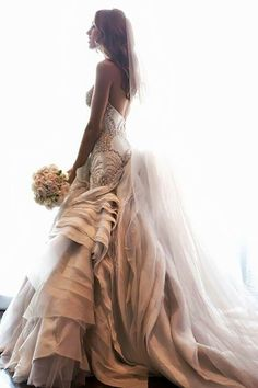 J'aton couture the perfect wedding gown!