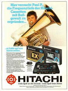 Hifi Audio, Old Ads, Audiophile, Appliance, Mixtape, Vintage Ads, Magazines, Posters, Memories