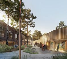 Friis & Moltke Architects Dementia 01