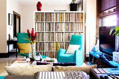 LA DJ Matt Mau's Apartment Therapy Spread @Ale Gria
