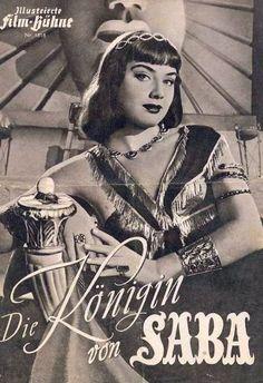 Leonora Ruffo - The Queen of Sheba, 1952