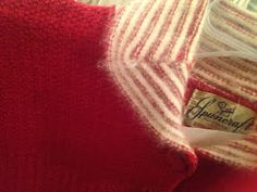 This look is for Audrey Horne, who loves a classic, retro style (as many students do at Parsons). This sweet, fuzzy sweater is a warm, red color: just perfect for brightening up a dreary winter's day in New York (or in Twin Peaks). Not to mention, red is our school color!