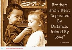 nice quotes from brother to sister - Google Search