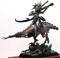 Slaanesh Golden Demon winner |Germany 2010 Warhammer Single Miniature 1st place - Georg Damm