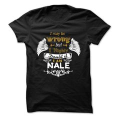 [Hot tshirt name creator] NALE  Best Shirt design  ALE  Tshirt Guys Lady Hodie  SHARE and Get Discount Today Order now before we SELL OUT  Camping a hockey