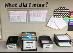 Managing Make-up Work in the Middle School Classroom Social Studies Classroom, High School Science, Middle School Classroom, Middle School Tips, Middle School Decor, English Classroom, Science Classroom Decorations, Classroom Ideas, High School Decorations