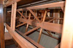Interior del Molino de Losacio.