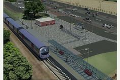 Cranbrook's new railway station is set to open in October | Exeter Express and Echo