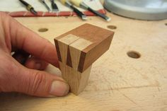Impossible Dovetails