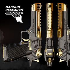 Ninja Weapons, Anime Weapons, Fantasy Weapons, Weapons Guns, Guns And Ammo, Desert Eagle, Airsoft Revolver, Revolvers, Graffiti Pictures