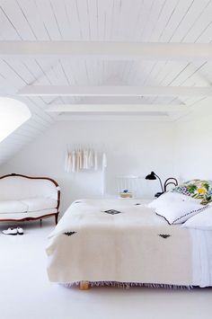 dream house : vaulted ceilings