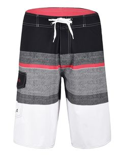 WWT Sea Turtle Watercolor Mens Adjustable Beach Shorts with Mesh Lining//Side Pockets