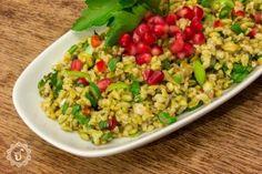 Rezept Freekeh Salat / Firik salatasi