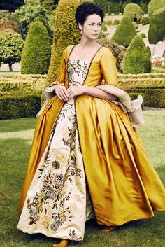Outlander Season 2 costumes, designed by Terry Dresbach and team