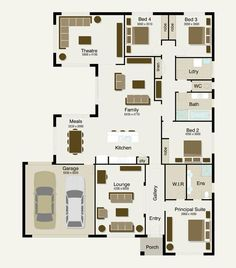 Discovery 275, Blueprint Collection - Sekisui House