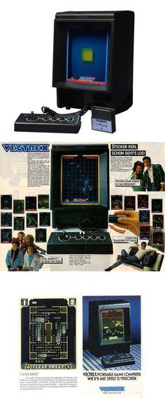 Vectrex -  Smith Engineering / MB (1982)