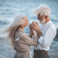 Настоящая любовь: пожилая пара из России покорила пользователей Сети - Новости - Леди Mail.Ru