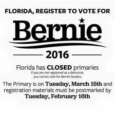 Voteforbernie.org  #BernieSanders