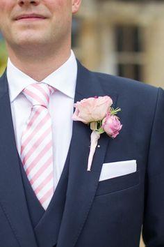 2b4232c5082f Groom s Pink October Fashion Inspiration - Groom - Tips Wedding Groom