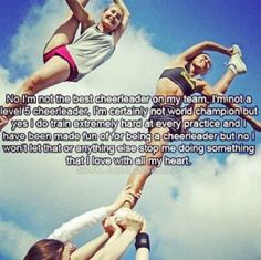 yep. all the other girls on my team fool around, and I hate it