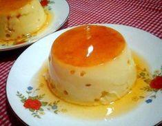 Resep dan Cara Membuat Puding Karamel Kukus Cold Desserts, Pudding Desserts, Pudding Recipes, Cake Recipes, Snack Recipes, Cooking Recipes, Snacks, Malaysian Dessert, Flan Cake