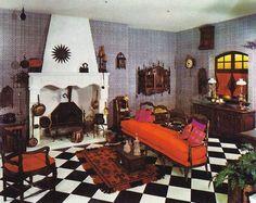 Bloomingdales Book of Home Decorating, 1973