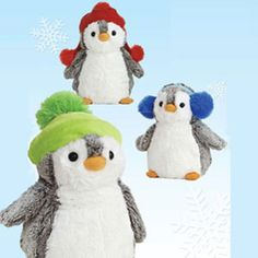 I need to go buy these rare penguins at ToysRus before they sell out!